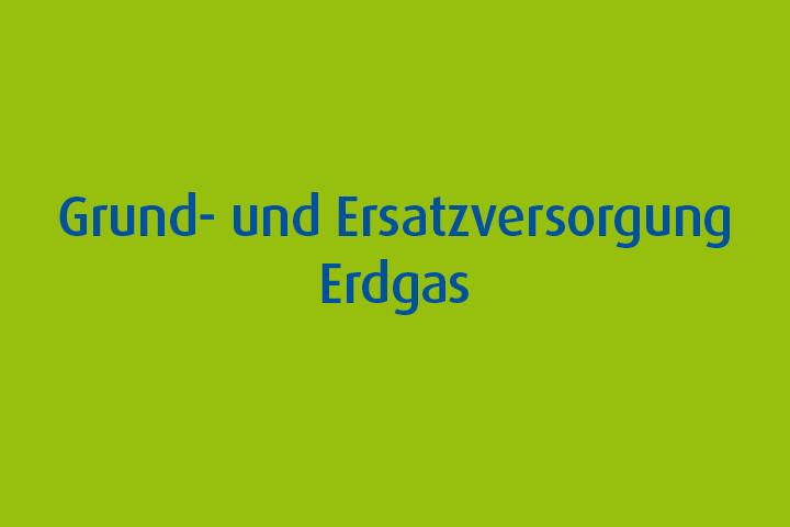 Bekannt Gas für die Region - EWR AG TE85
